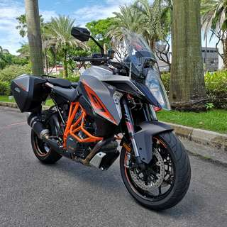 KTM1290 SUPER DUKE GT Reg Date 17/07/2017 Mileage 5,400KM 2 Owners