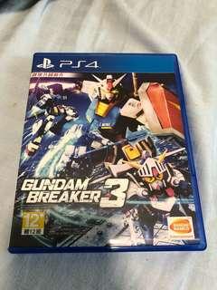 Gundam Breaker 3 Chinese Ver