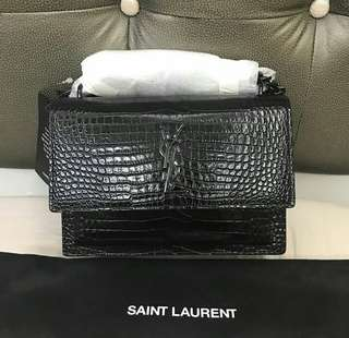 Bnew YSL Medium Sunset bag