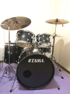 TAMA Rhythm Mate Drum Set