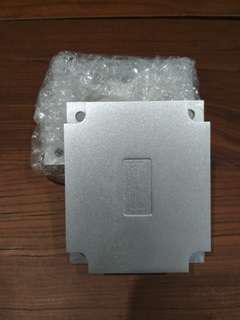 96mm Aluminium Transformer Cover