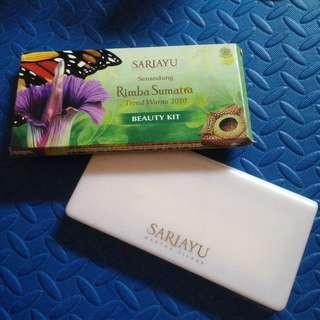 Sariayu Senandung Rimba Sumatra Beauty Kit Makeup Palette