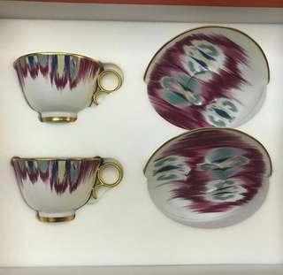 Bnew Hermes Tea cup set