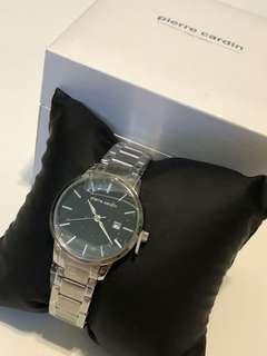 Pierre Cardin time couture全新正品 簡約女裝手錶連原裝盒