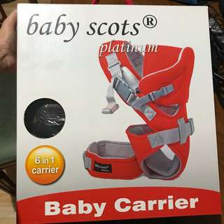 Baby Scots 6 in 1 Baby Carrier