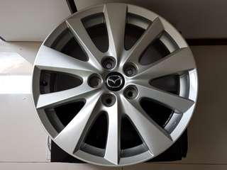 Mazda CX5 car sport rims 17 inches