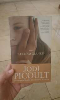 SECOND GLANCE - JODI PICOULT