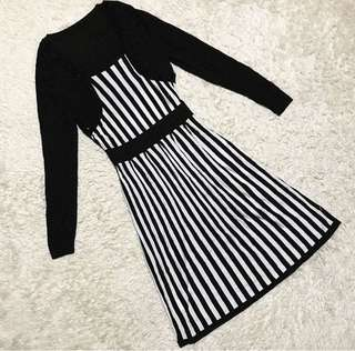 Soft knit dress