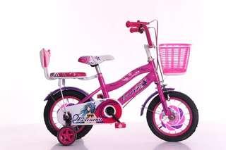 Sepeda Anak Perempuan Keranjang Erminio