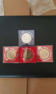 Vitange coins