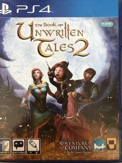 The Book of Unwritten Tales 2 (kr version)