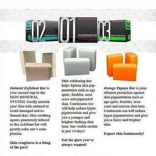 Frontrow soap whitening