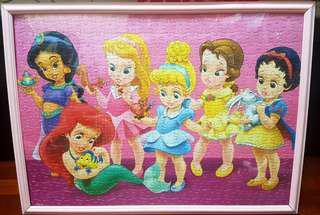 Disney Princess Jigsaw Puzzle