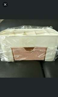 HOME SALES! BNIB Multi Purpose Storage box (ONLY 2 PCS!)