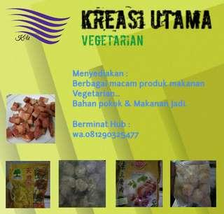 Supplier makanan Vege.