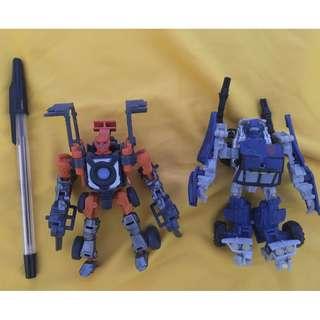 transformers revenge of the fallen road rivals showdown beachcomber and deadlift