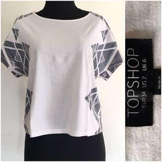 TOPSHOP Cropped Top