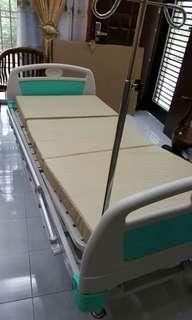 Katil Hospital Hi Lo (3Fungsi)