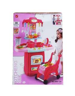 Kitchen Play Set-889-124