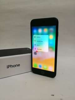iphone 7 128gb blackmate fullset