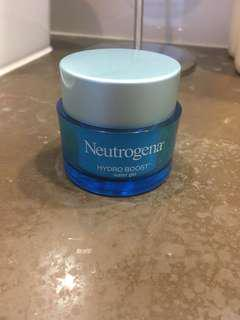 Neutrogena hydroboost water gel moisturizer