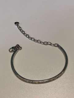 Joop! 925 Silver Bracelet 銀色閃石手扼首飾飾物 保證原裝正品