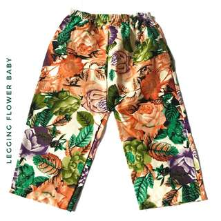 Legging Flower Baby