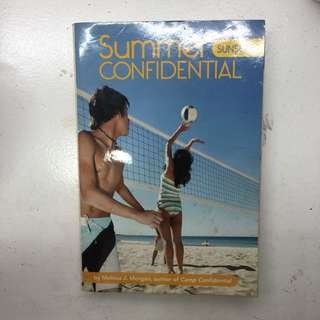 Summer Confidential - Melissa J Morgan