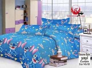 Stitch Bedsheet