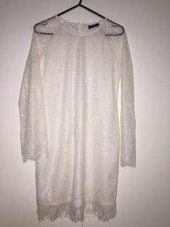 Bardot junior lace dress