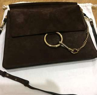 AUTH Chloe Medium Faye (LIKE NEW)