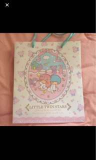 Little Twin Stars Paper Bag