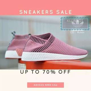 PROMO SEPATU SNEAKERS SLIP ON ADIDAS CS2 ORIGINAL VIETNAM