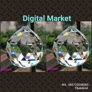 Kristal Lighting ball Prism