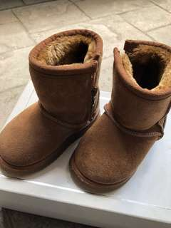 winter boots for toddler ( 1.5-2yrs )