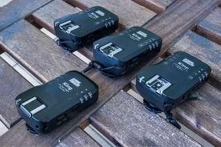 Pixel king (transmitter & receiver) for nikon
