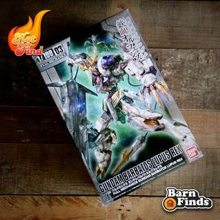 Bandai 1/100 Full Mechanics Mobile Suit Gundam Iron Blood Orphans Gundam Barbatos Lupus Rex