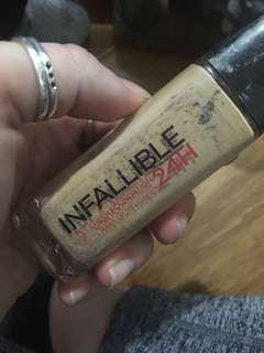 Infallible 24h foundation