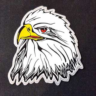 Eagle Sky Predator Sticker Stickers