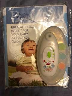 Nail trimmer & Breastfeeding cloth