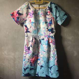 Floral Dress (New!)