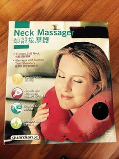Guardian Neck Massager