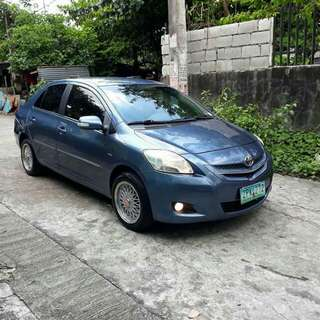 Toyota vios 1.5G Top of the line
