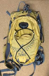 Osprey Viper 13 Back Pack - Yellow