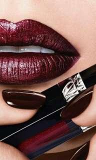 Dior poison metal liquid rouge lipstick