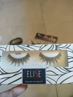 Elise False Eyelashes