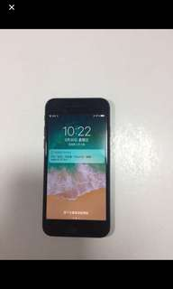 Iphone 7 black 128gb