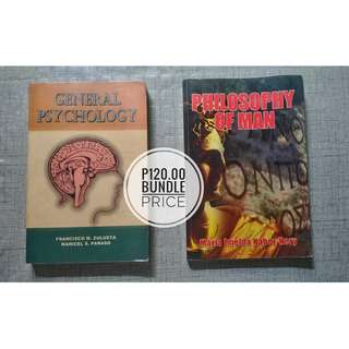 General Psychology , Philosophy of Man