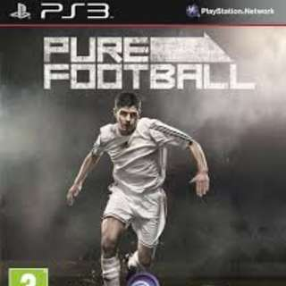 Pure Football for PS3