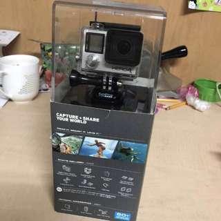 GoPro hero4 / 可用美圖手機換物